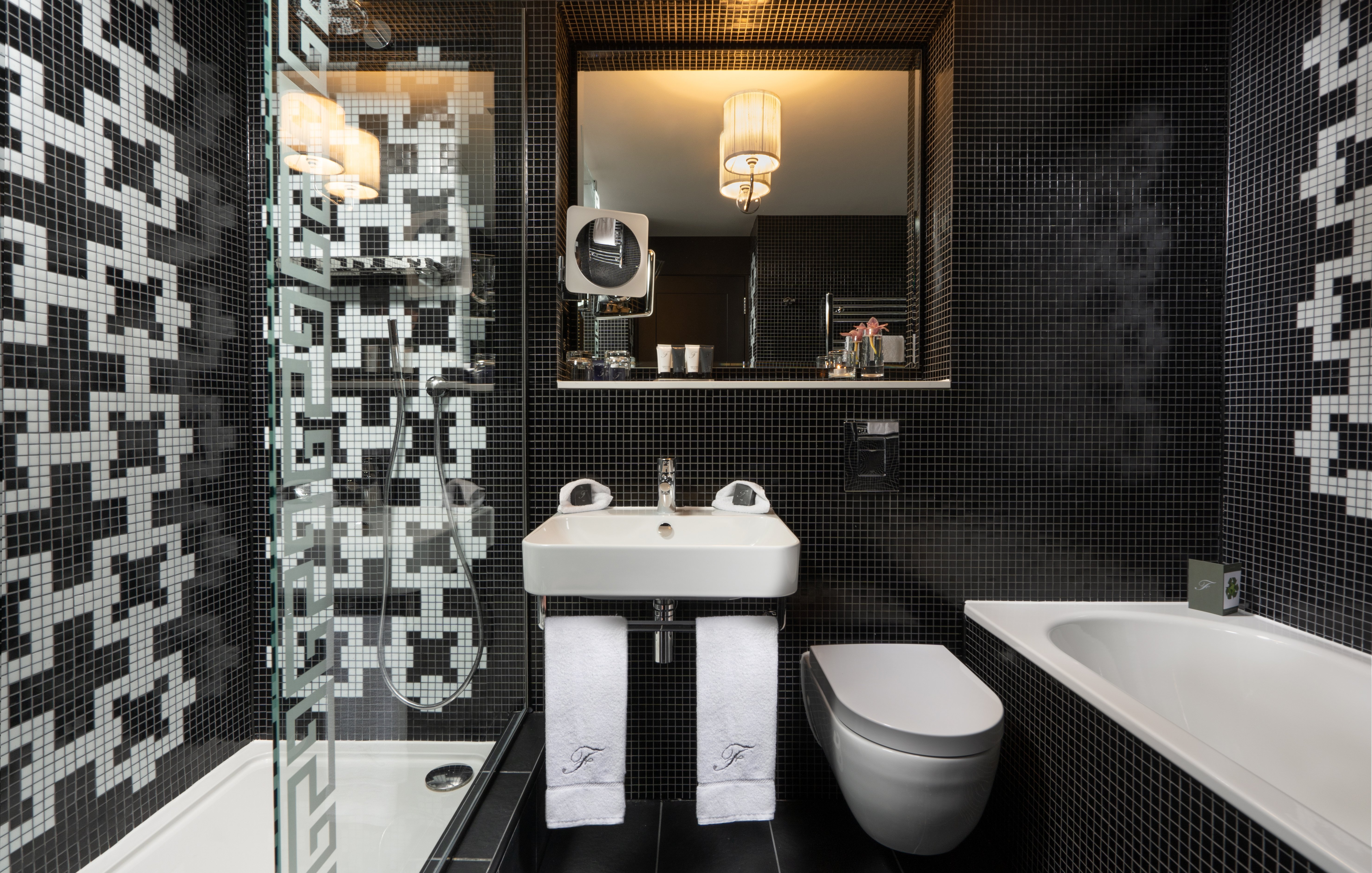 Carlanto Tiles and Bathrooms - Fitzwilliam Hotel, Belfast