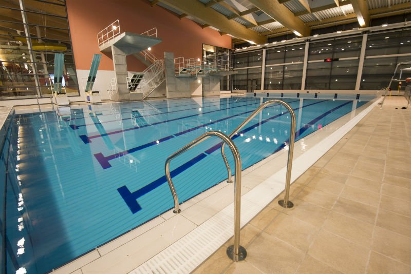 Carlanto Tiles and Bathrooms - Bangor Aurora Leisure Centre