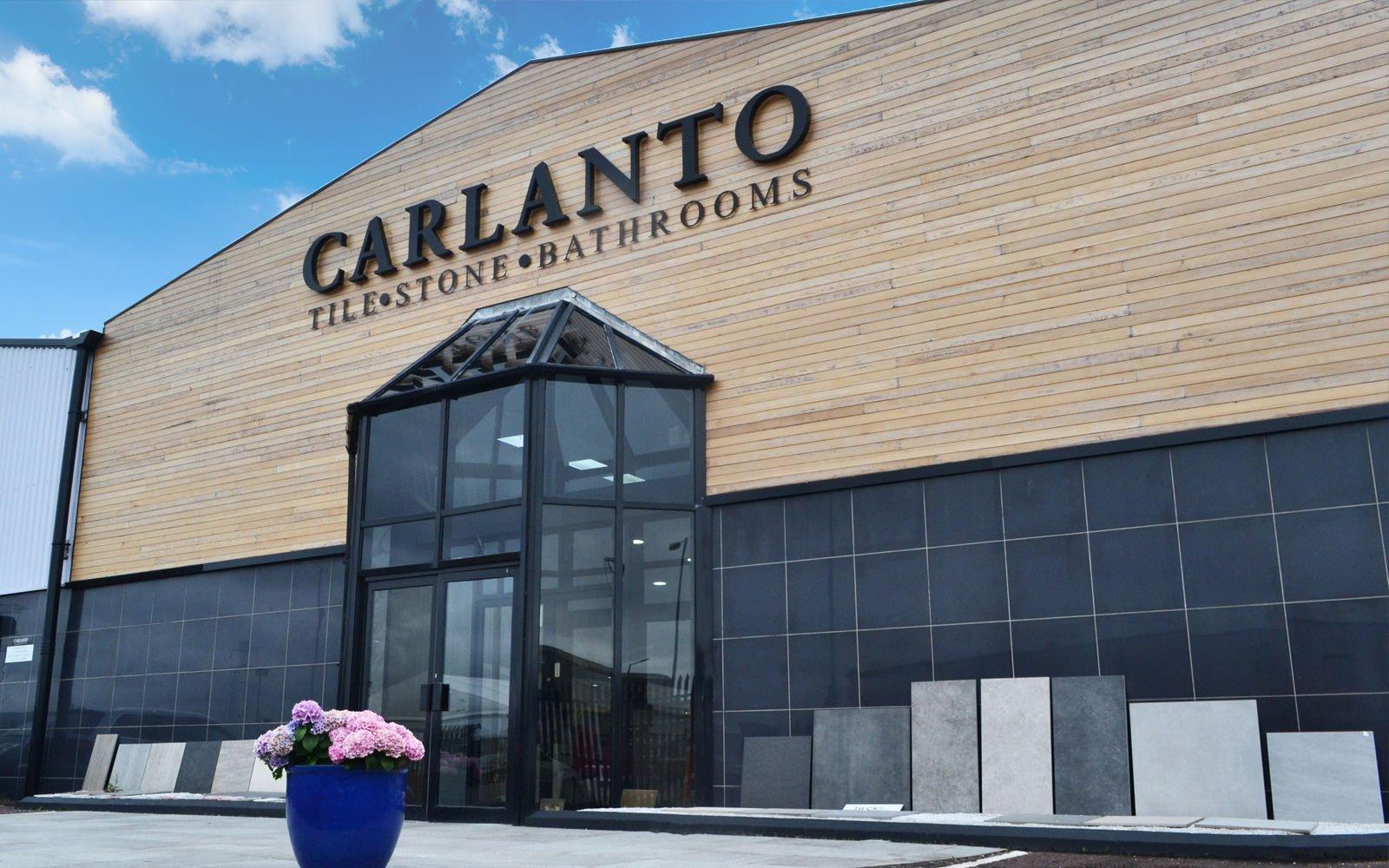 Carlanto Tiles and Bathrooms Belfast Showroom