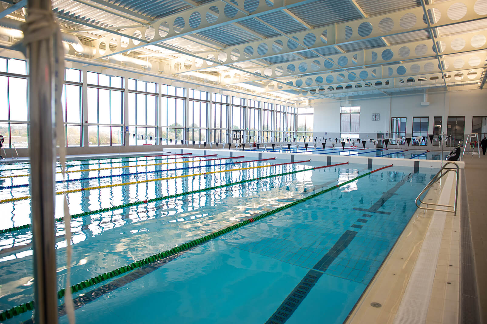 South Lake Leisure Centre Craigavon - Tiles by Carlanto