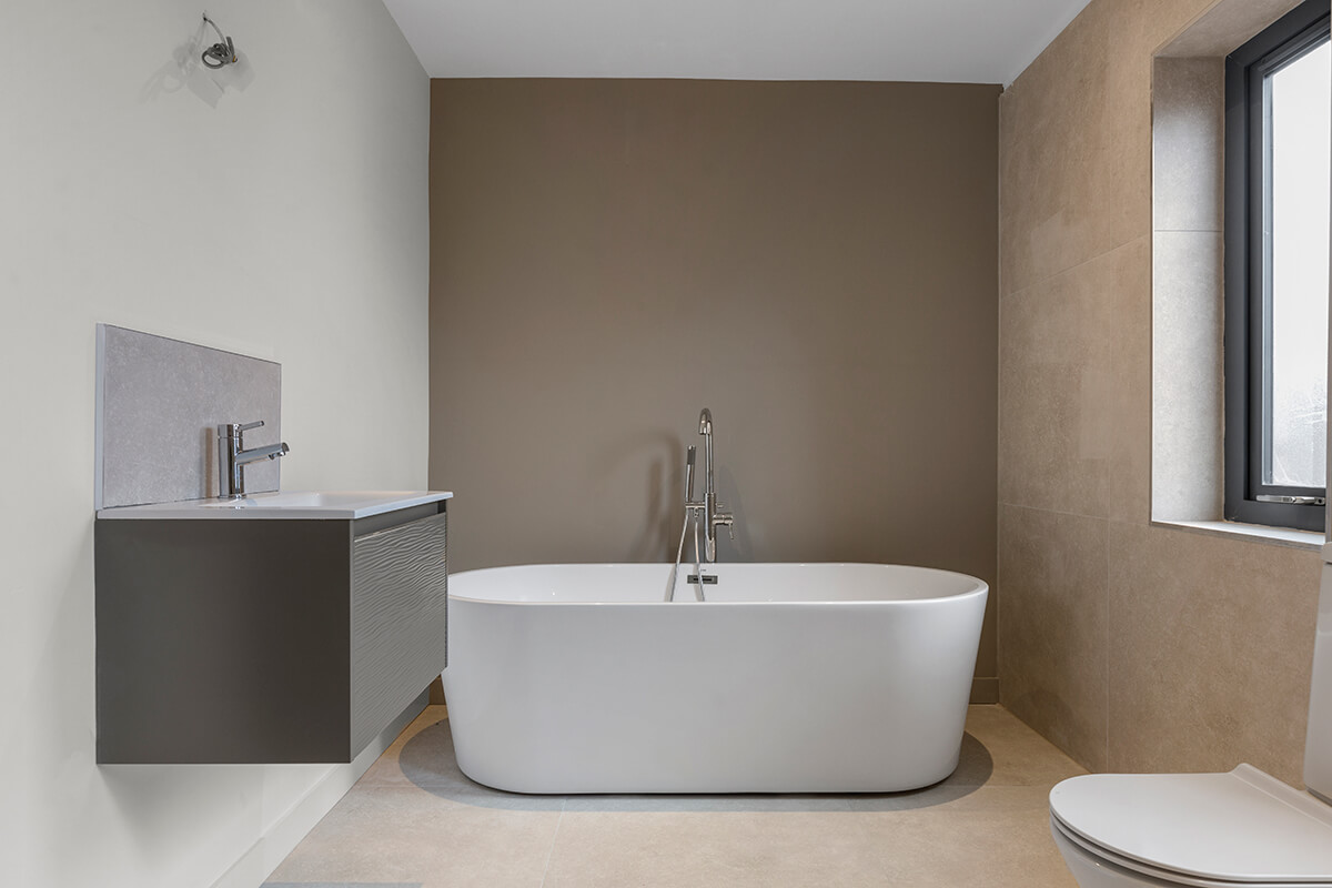Malone Ridge Residential Project - Carlanto Tiles & Bathrooms